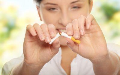 Quit Smoking In Your Lunch Break