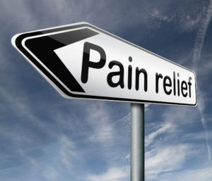 Acupuncture is great for pain relief